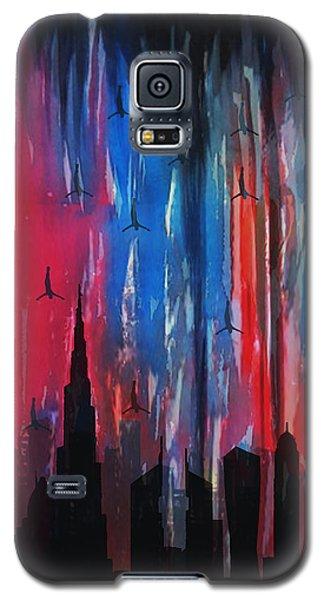 Falling Angels  Galaxy S5 Case
