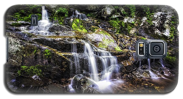 Galaxy S5 Case featuring the photograph Falling Cascades  by Joshua Minso
