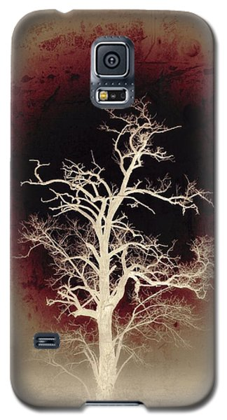 Galaxy S5 Case featuring the photograph Falling Deeper... by Marianna Mills