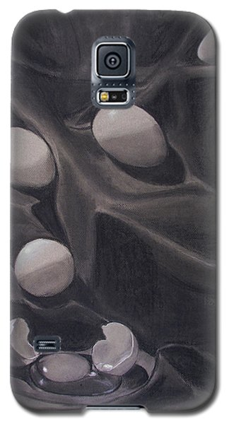 Falling Eggs Galaxy S5 Case