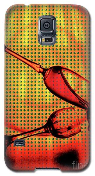Falling Galaxy S5 Case