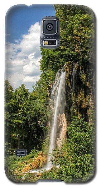 Falling Springs Falls Galaxy S5 Case