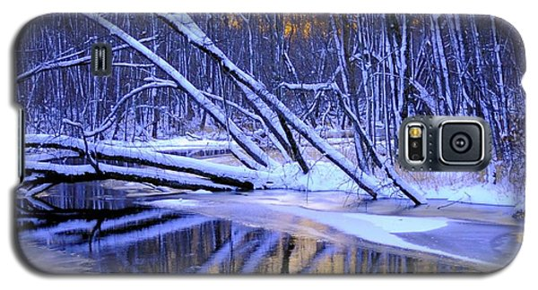 Galaxy S5 Case featuring the photograph Falling by Terri Gostola
