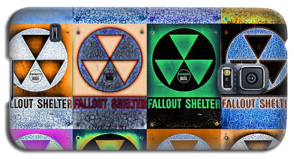 Fallout Shelter Mosaic Galaxy S5 Case by Stephen Stookey