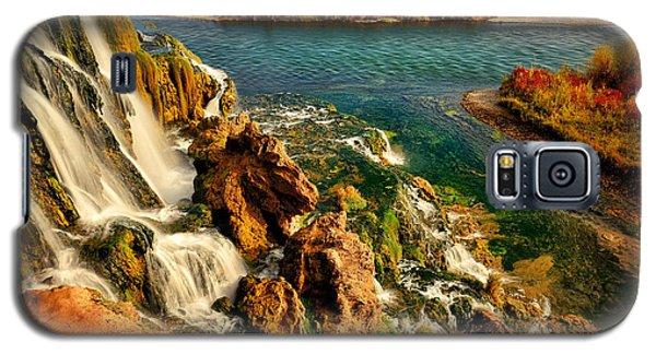 Falls Creek Waterfall Galaxy S5 Case