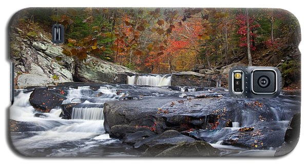 Falls Falls Falls Galaxy S5 Case by Robert Camp