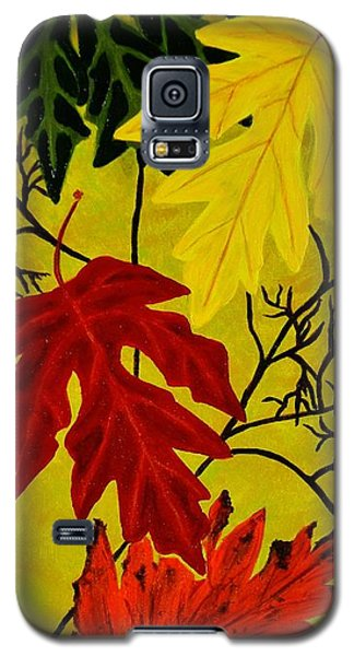 Fall's Gift Of Color Galaxy S5 Case by Celeste Manning
