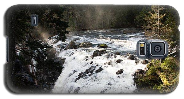 Waterfall Magic Galaxy S5 Case by Marilyn Wilson