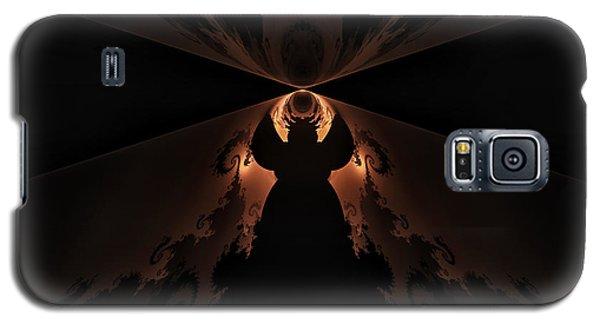 Galaxy S5 Case featuring the digital art False Prophet by GJ Blackman