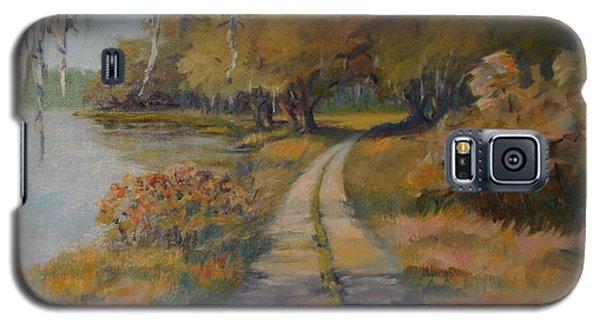 Familiar Road Galaxy S5 Case