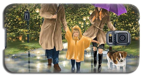 Family Galaxy S5 Case by Veronica Minozzi
