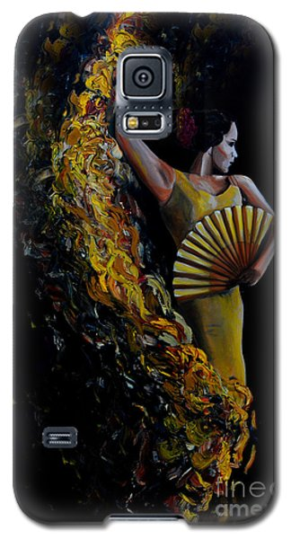 Fan Dance Galaxy S5 Case