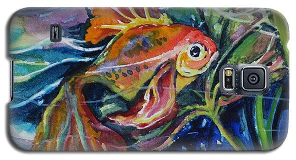 Fanciful Fish Galaxy S5 Case