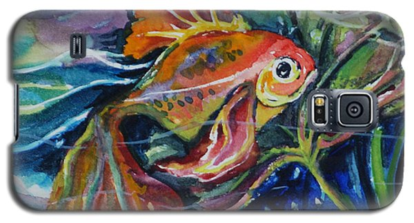 Fanciful Fish Galaxy S5 Case