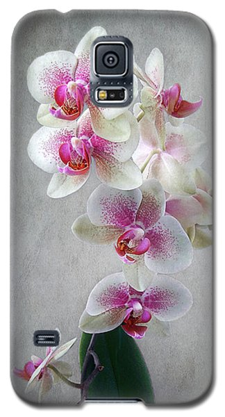 Fancy Orchids Galaxy S5 Case by Louise Kumpf