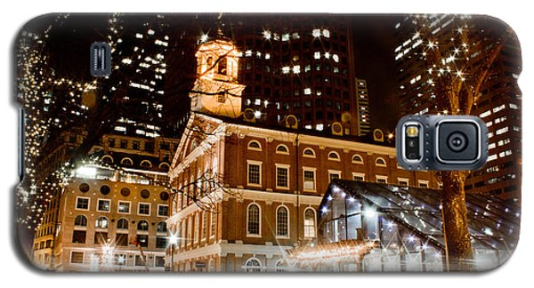 Faneuil Hall Boston Ma  Galaxy S5 Case