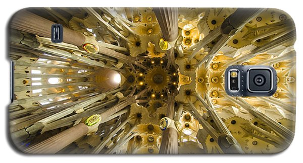 Fantabulous Sagrada Ceiling Galaxy S5 Case