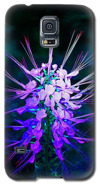 Galaxy S5 Case featuring the photograph Fantasy Flowers 4 by Margaret Saheed