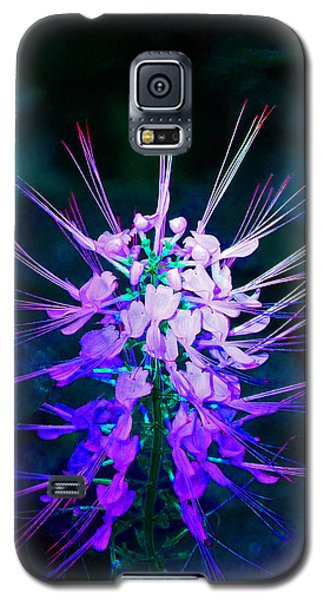 Fantasy Flowers 4 Galaxy S5 Case