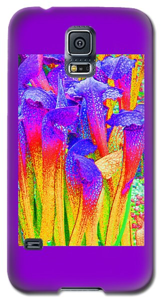 Fantasy Flowers Galaxy S5 Case