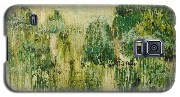 Fantasy Forest Galaxy S5 Case by Diane Pape