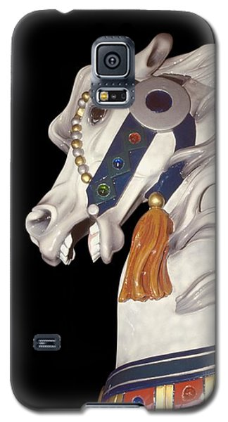 fantasy horses art - Dapple Gray Galaxy S5 Case
