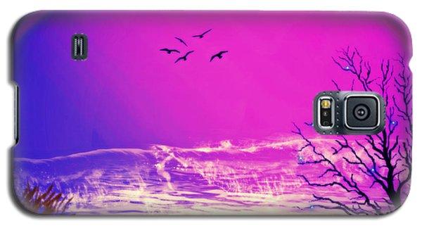 Fantasy Island Galaxy S5 Case