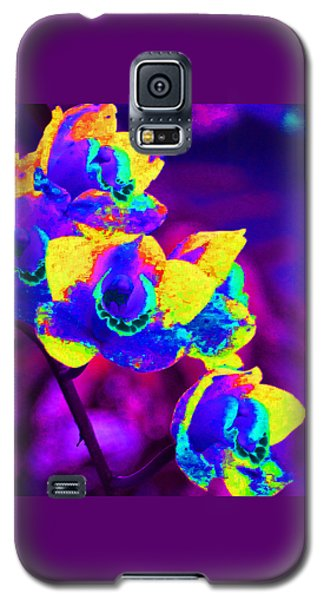 Fantasy Orchids 2 Galaxy S5 Case