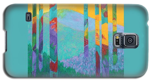 Fantasy Ridge Galaxy S5 Case by Nancy Jolley