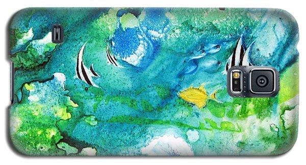 Fantasy Sea Galaxy S5 Case