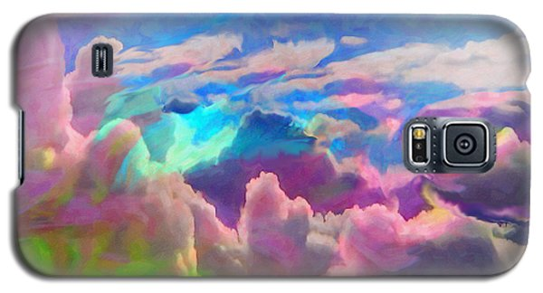 Abstract Fantasy Sky Galaxy S5 Case