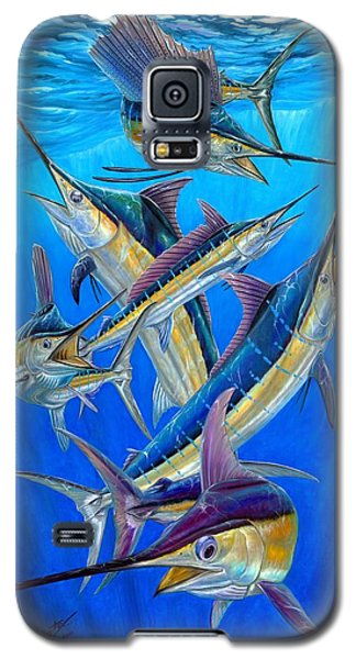 Fantasy Slam Galaxy S5 Case by Terry Fox