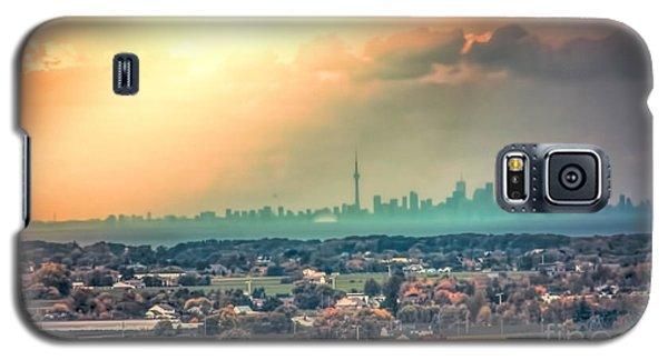 Faraway City Galaxy S5 Case