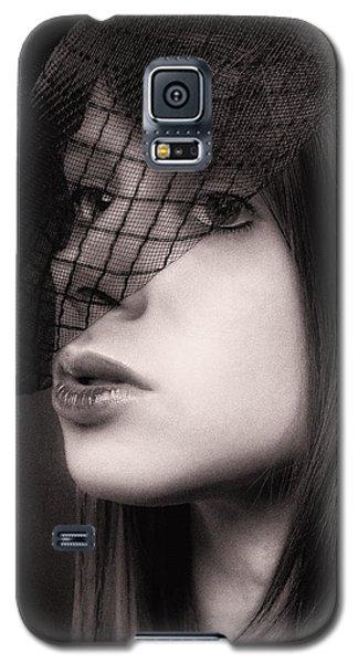 Galaxy S5 Case featuring the photograph Farewell ... by Chuck Caramella