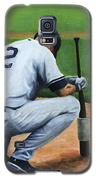 Yankee Stadium Galaxy S5 Case - Farewell Captain by Joe Maracic