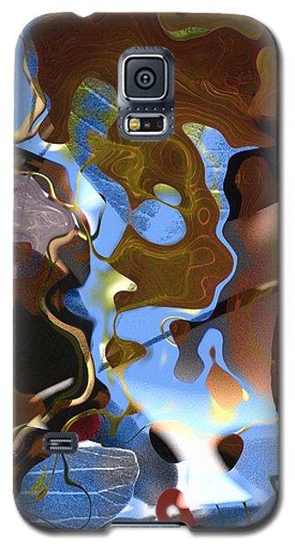 Galaxy S5 Case featuring the digital art Fargo by Richard Thomas