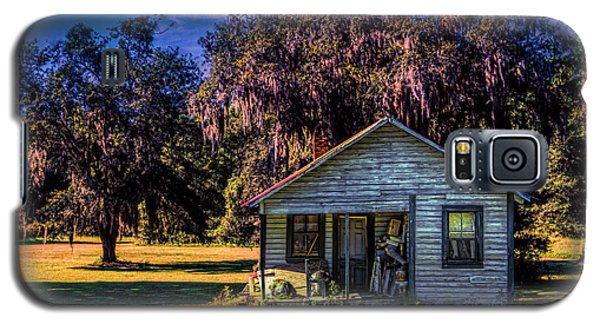 Farm Country Cottage Galaxy S5 Case by Lewis Mann