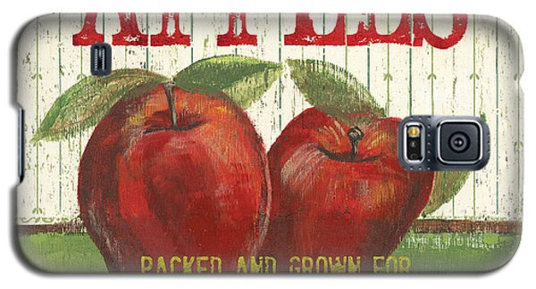 Apple Galaxy S5 Case - Farm Fresh Fruit 3 by Debbie DeWitt