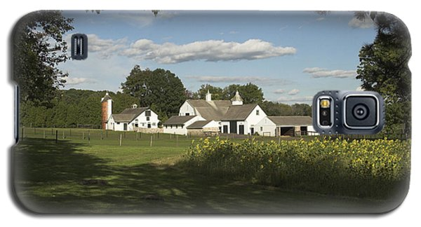 Farm House In Pa Galaxy S5 Case