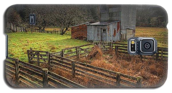 Farm Shed Galaxy S5 Case