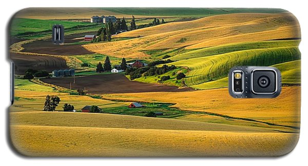 Farm Life Galaxy S5 Case