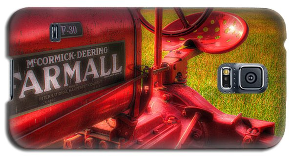 Farmall Morning Galaxy S5 Case