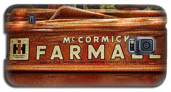 Farmall Tractor Galaxy S5 Case