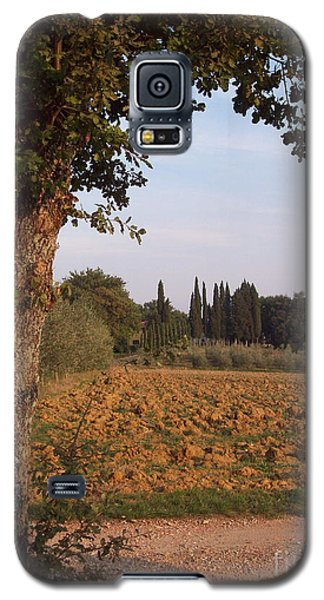 farming in Tuscany Galaxy S5 Case