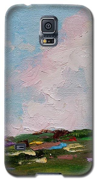 Farmland Iv Galaxy S5 Case by Judith Rhue