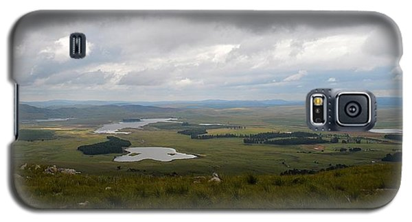 Farms - Drakensberg Range - South Africa Galaxy S5 Case