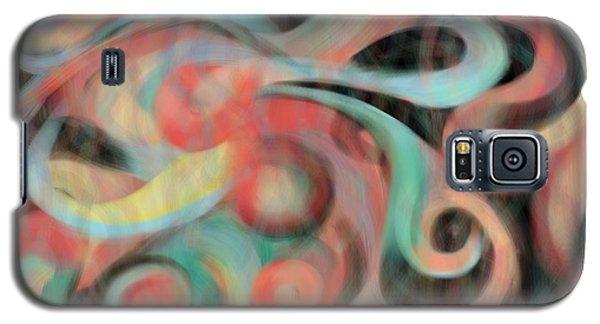 Fascination  Galaxy S5 Case by Christine Fournier
