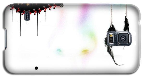 Fashionista Soft Rainbow Galaxy S5 Case