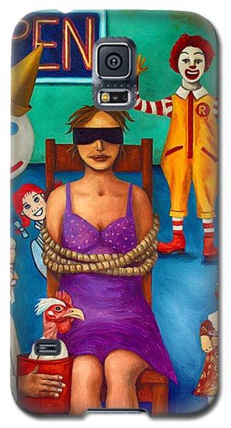Fast Food Nightmare 3 Edit 2 Galaxy S5 Case