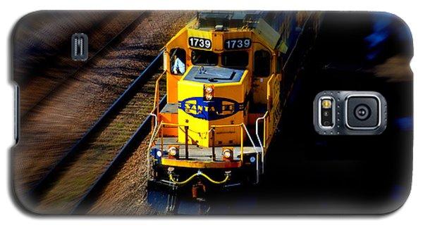 Fast Moving Train Galaxy S5 Case